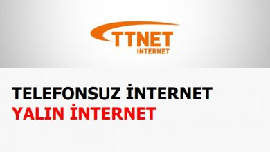 Photo of TTNET Ev Telefonsuz İnternet