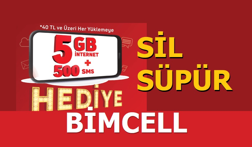 Photo of Bimcell Sil Süpür